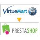 Virtuemart to PrestaShop migration