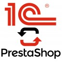 PrestaShop data exchange with 1C:Enterprise